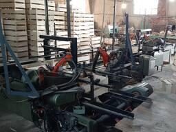 Продам линию Corali производство евро ящиков тары 1200/час
