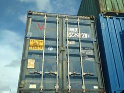 Продам морской контейнер 40ф цена с погрузкой