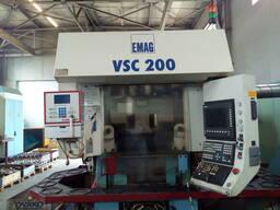 Продам немецкий токарный станок с ЧПУ EMAG VSC200