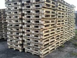 Продам поддоны, паллеты деревянные в Гродно - фото 2