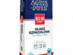 Продам шпатлевку Акрил Путц СТ10, 20 кг Польша
