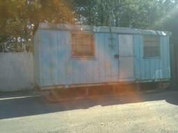 Продам вагончик строительный
