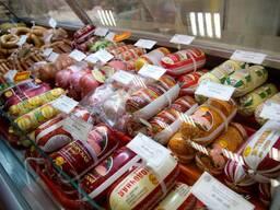 Продукция Могилёвского мясокомбината