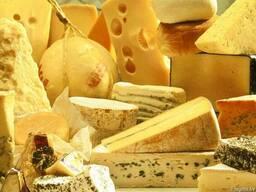 Сыр 45-50 %, до 5 тонн, зачётный, дисконт