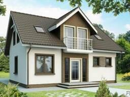 Проект для строительства дома. Смета.