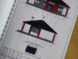 Проект дома с мансардой за 3-15 дней
