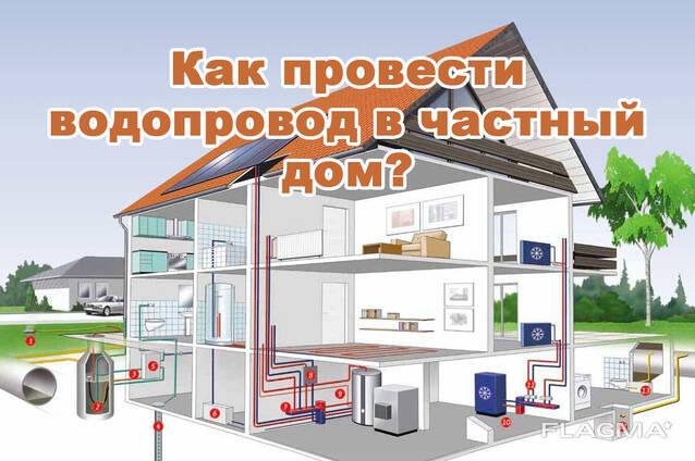 Проект на водопровод и канализацию в Витебске