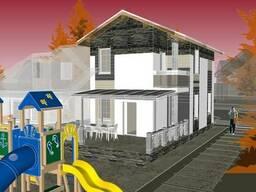 Проект реконструкции дома в минске, согласование, проект
