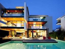 Проектирование домов и коттеджей, смета, дизайн интерьера.