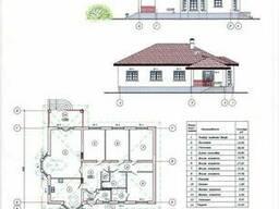Проектирование индивидуальных жилых домов. Архитектор.
