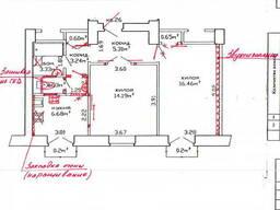 Проектирование и согласование перепланировки квартиры