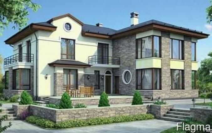 bc4d26faee1e Проекты домов и коттеджей. Индивидуальное цена, фото, где купить Молодечно,  Flagma.by ...