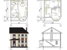 Проекты домов за 3-15 дней с выездом архитектора
