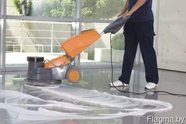 Профессиональная очистка плитки и мешплиточных швов