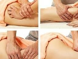 Профессиональный антицеллюлитный и лимфодренажный массаж.