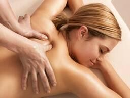 Профессиональный массаж и остеопатия.