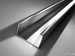 Профиль гнутый из нержавеющей стали
