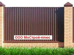 Профлист для забора и навес в Могилеве Скидки !!! - фото 1