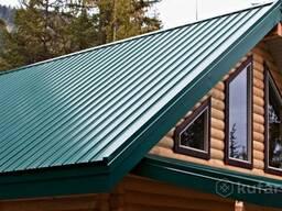 Профлист (профнастил) для крыши 0. 4/0. 45/0. 5 мм