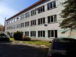 Производственная база, г. Лепель
