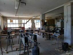 Производственное помещение до 1000 м. кв.