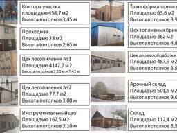 Производственный участок в г. Микашевичи ул. Ленинская 9