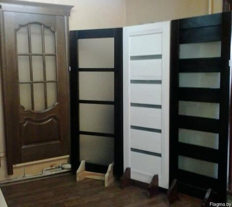 Производство дверей из массива.