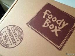 Производство подарочных коробок различной формы, размера, ко