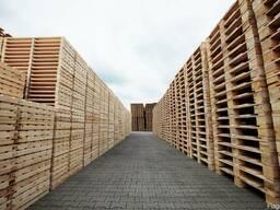 Производство, реализация деревянных поддонов