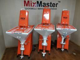 Производство штукатурных станций MixMaster 220v,220-380v
