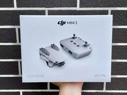 Прокат квадрокоптера DJI Mini 2
