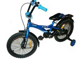 Прокат велосипедов для детей
