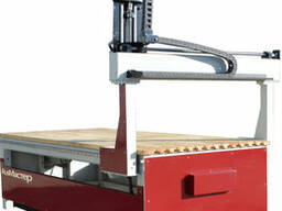 Промышленный деревообрабатывающий фрезерный станок с ЧПУ