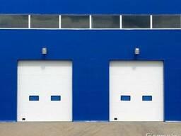 Промышленные секционные ворота купить