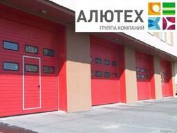 Промышленные ворота Alutech ProTrend S-гофр 4500*3700