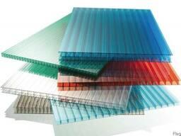 Прозрачный и цветной поликарбонат