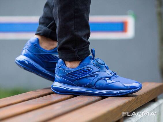 Puma disc blaze cell in Blue