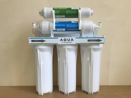 Пятиступенчатая система водоочистки «Аквастандарт» АС-5