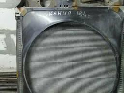 Радиатор охлаждения Скания 124 (основной)