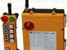 Радиоуправление Telecrane A24-6D (6 кнопочное 2 скоростное)