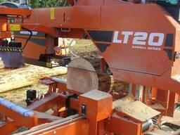 Распиловка древесины с выездом к заказчику