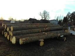 Распиловка древесины с выездом/услуги мобильной пилорамы