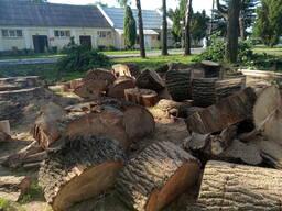 Распилем бревна на дрова