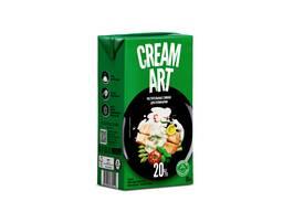 Сливки растительные Cream Art 20% для приготовления соусов