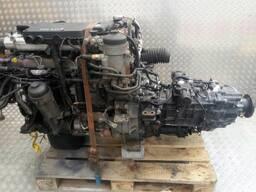 Двигатель МАН ТГЛ/MAN TGL D0834LFL55