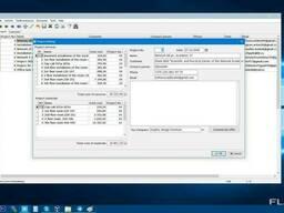 Разработка и создание базы данных заказ-нарядов CRM ERP