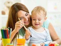 Развивающие занятия для детей 1,5-4,5 в Гомеле