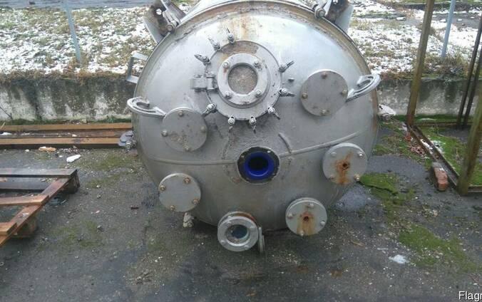 Реактор-сборник СЭРН-2,5-2-0,2-01