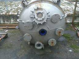 Реактор-сборник СЭРН-2, 5-2-0, 2-01