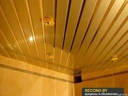 Реечные алюминиевые потолки, Армстронг, хорошие цены, достав